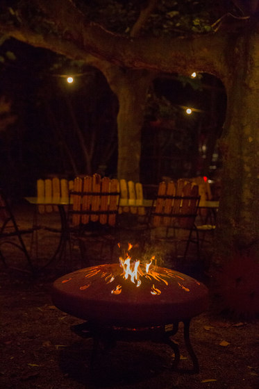 Sebios Senna fireplace