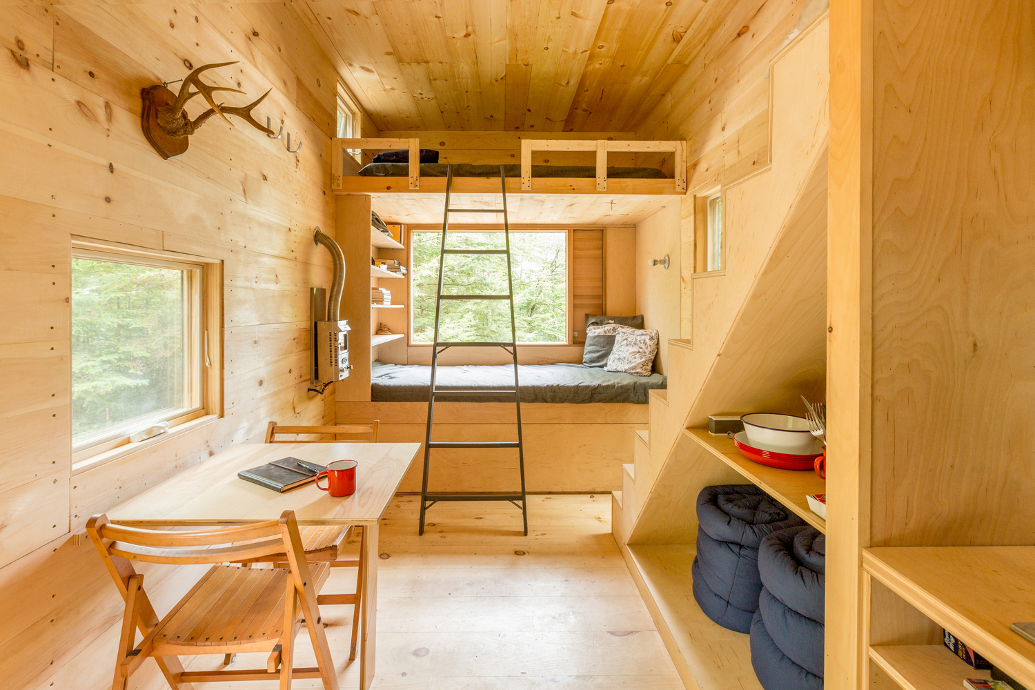 Tiny House Getaway Test Drive a Mini Cabin in Rural New York