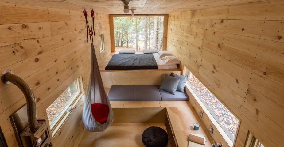 tiny house vacation cabin