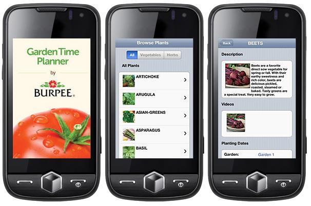 Garden Time Gardening App