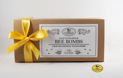 bee bomb seeds