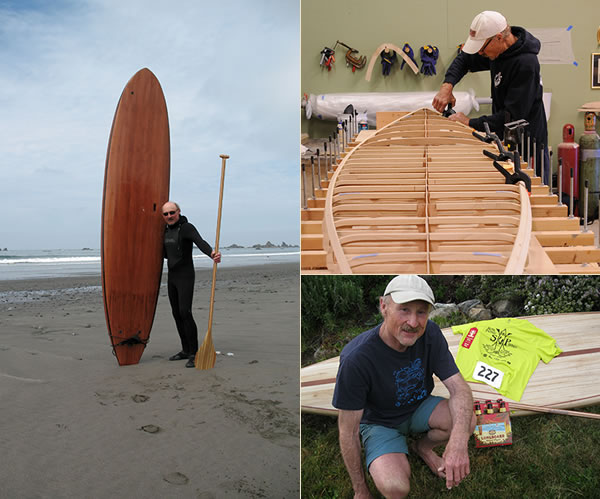 clearwood paddleboard team
