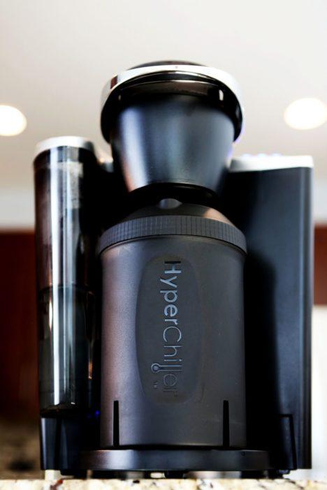 HyperChiller iced coffee cooler