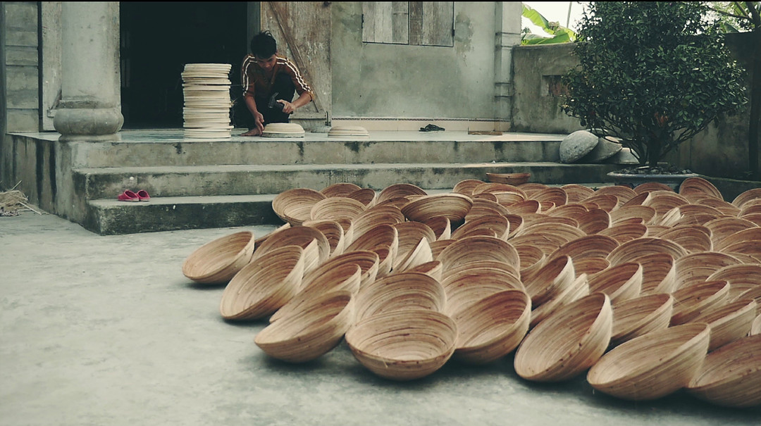 hazang bamboo speakers production