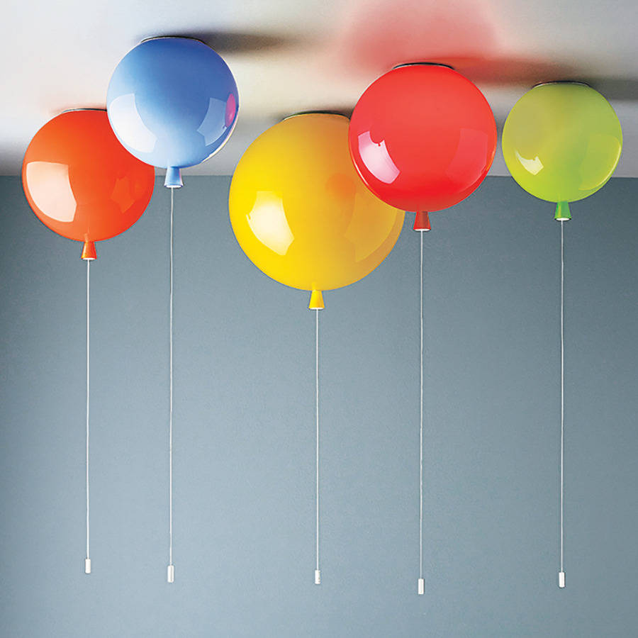Balloons! Beautiful Balloon Lights By Brokis Bob About on Ceiling ...