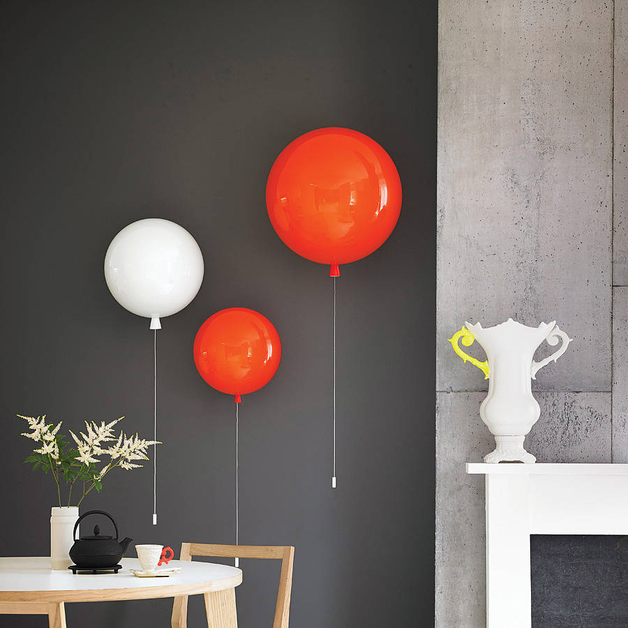 Balloons Beautiful Balloon Lights By Brokis Bob About On