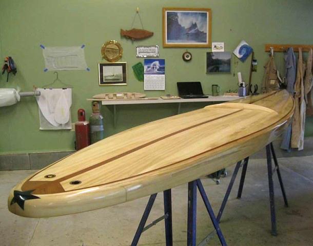 clearwood paddleboard