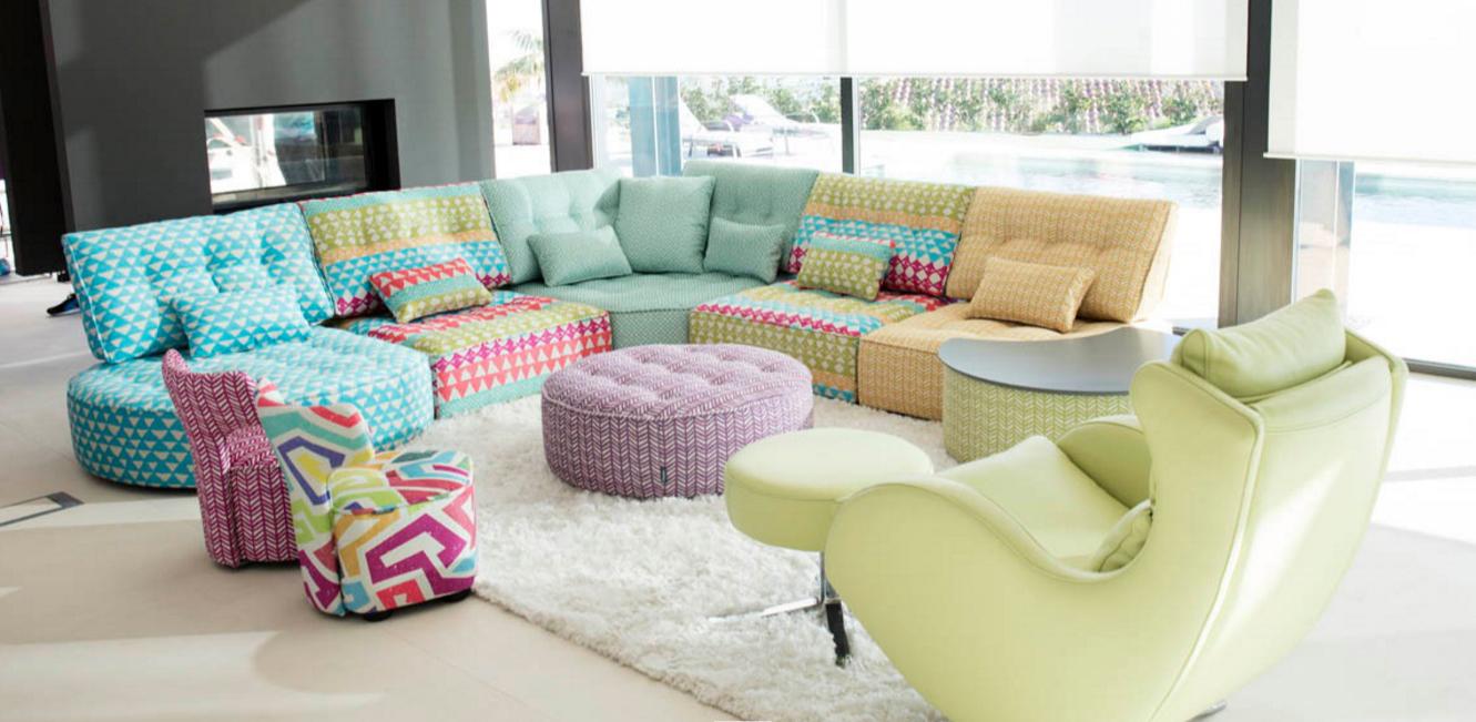 Blickfang Coole Sofas Dekoration Von Famaliving Furniture