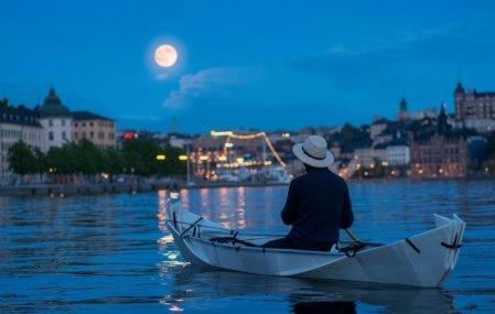 ONAK folding canoe