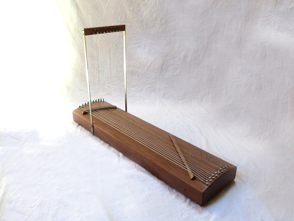 Stroked Zither