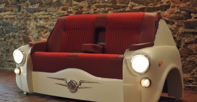 Bel y Bel Cool Custom Car Couches