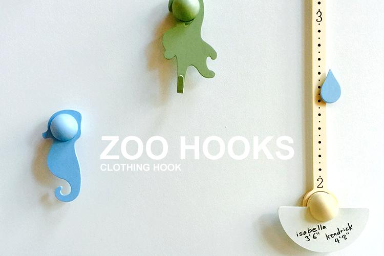 volotot zoo hooks