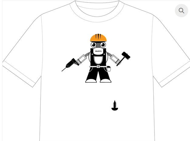 volotot worker Tshirt