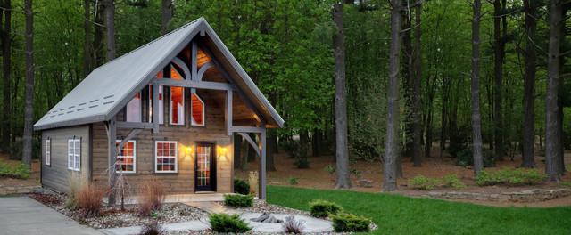 weaver barns tiny house