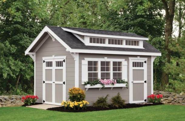Would You Live In A Storage Shed The Dirt On Cheap And