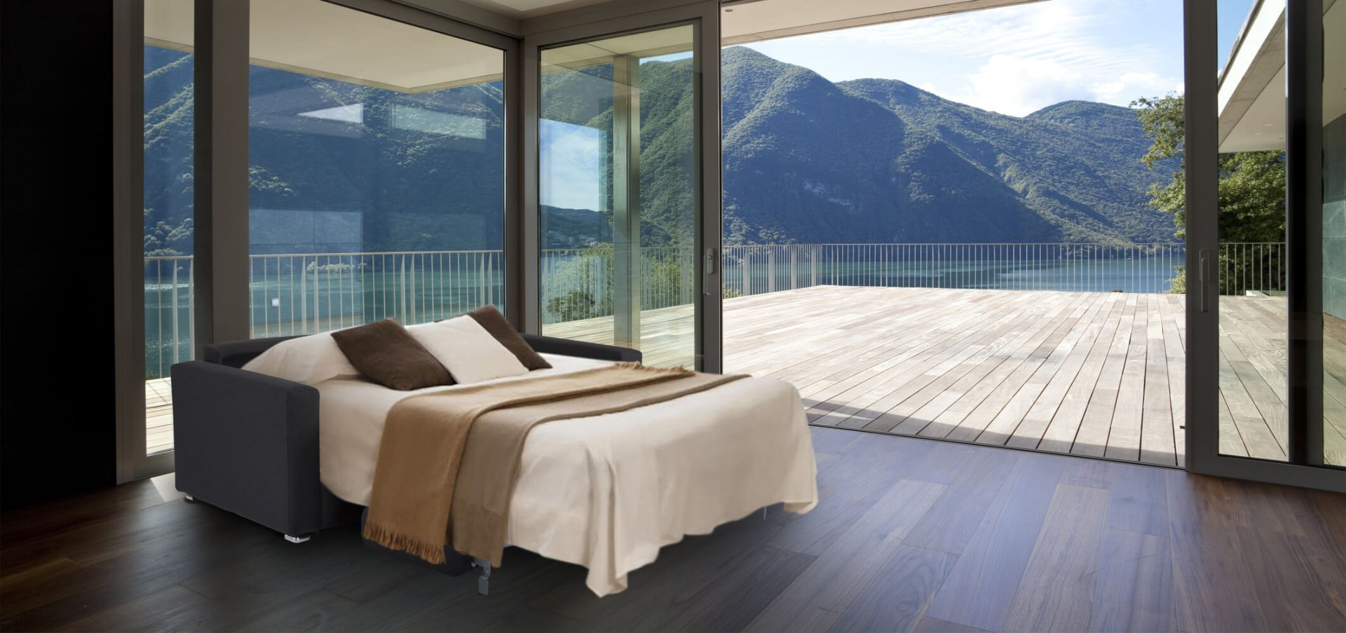 Breeze Pezzan space-saving furniture