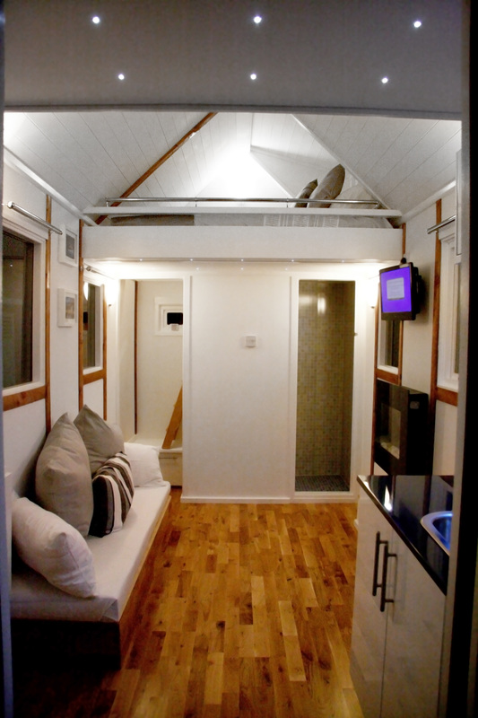 Small Cabin Plans With Loft Tiny Living