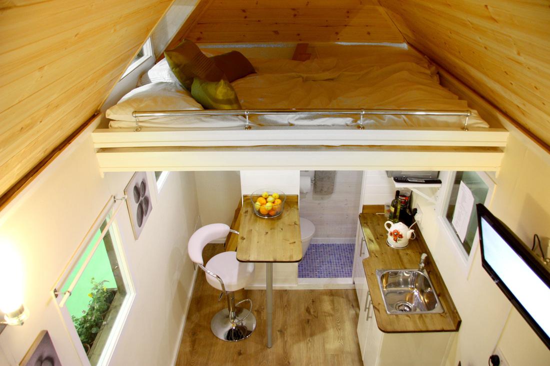Mark Burton Tiny House