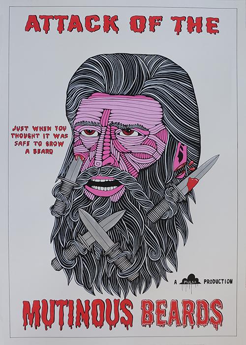 Mulga beards