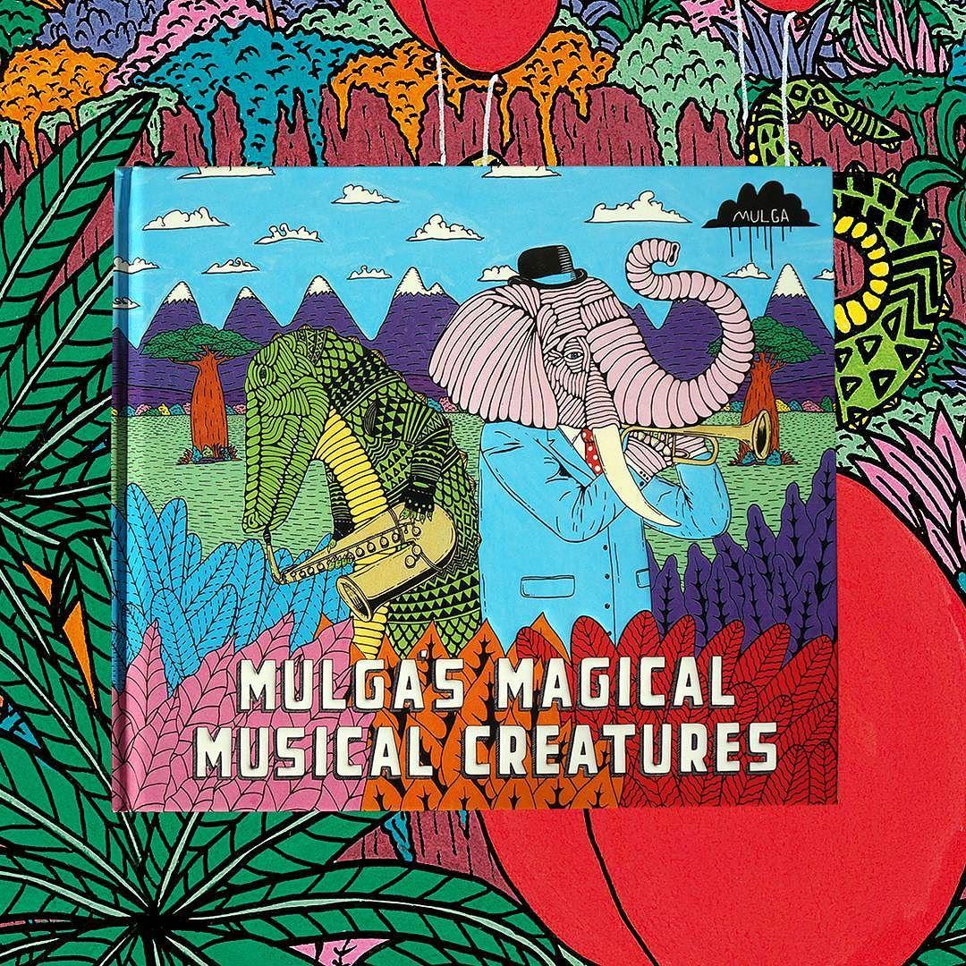 Mulga book