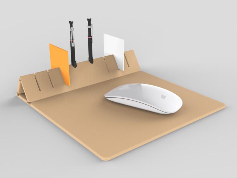 Yu Hiraoka folding pad