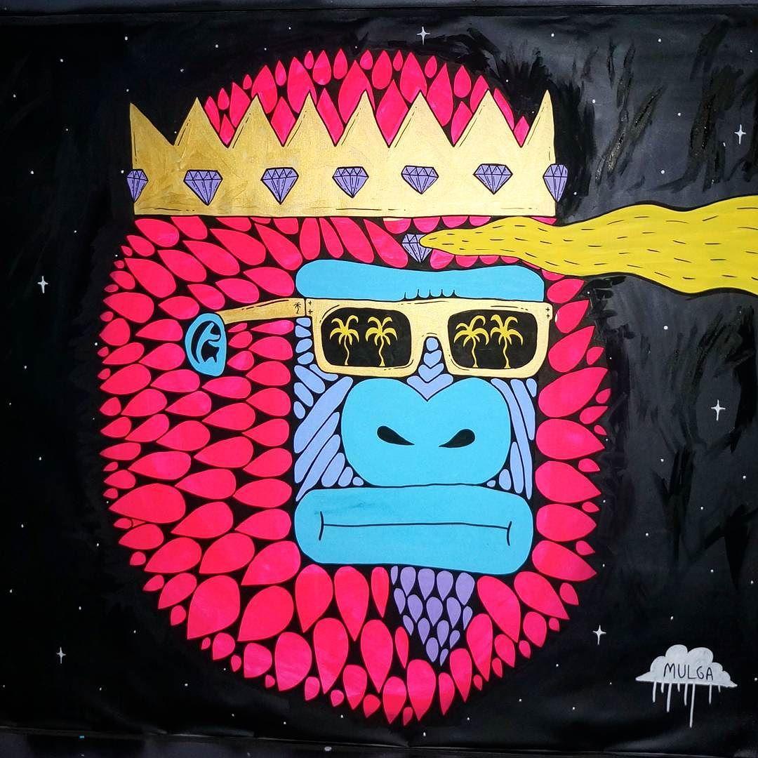 mulga gorilla King