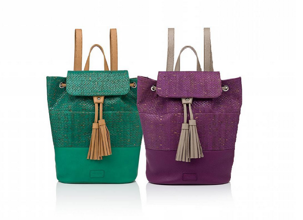 pelcor cork handbags