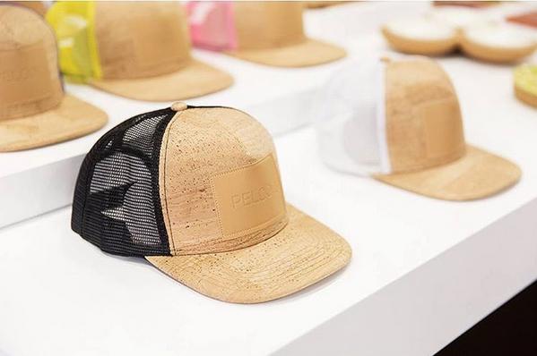 pelcor cork hat