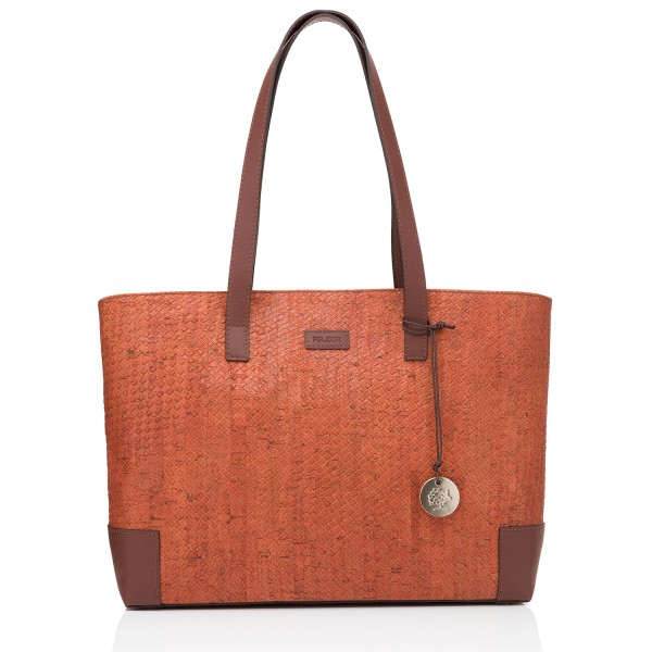 pelcor cork handbag