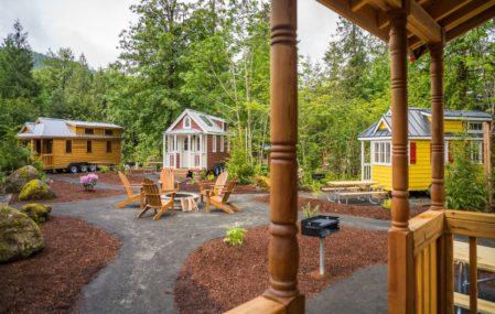 tiny house villages