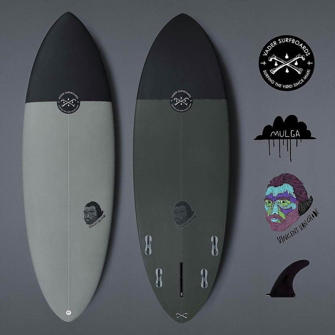mulga vincent van chode surfboard
