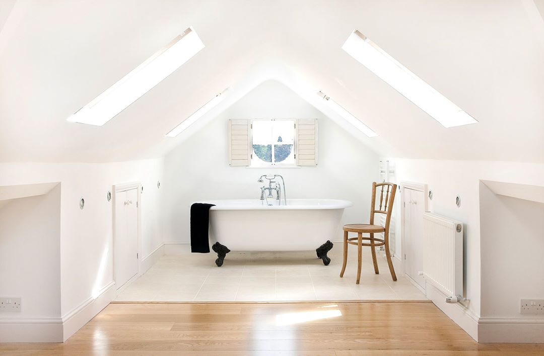 Why Move House When You Can Move On Up? London Loft Conversions Transform Domestic Spaces