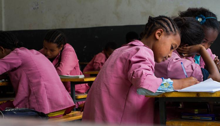 Soul of Africa school