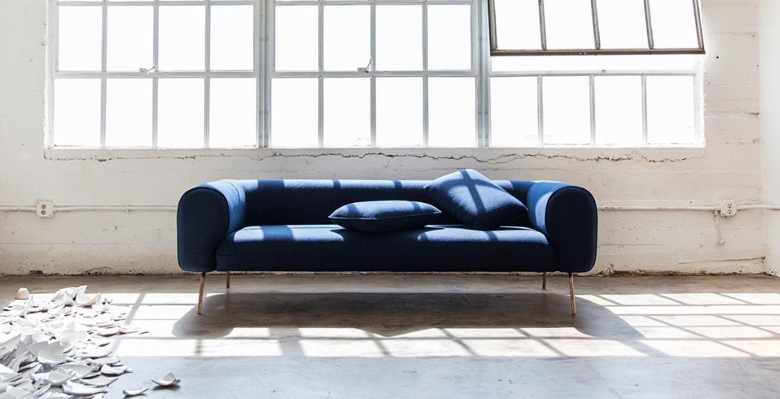 The Capsule Furniture Big Arm sofa