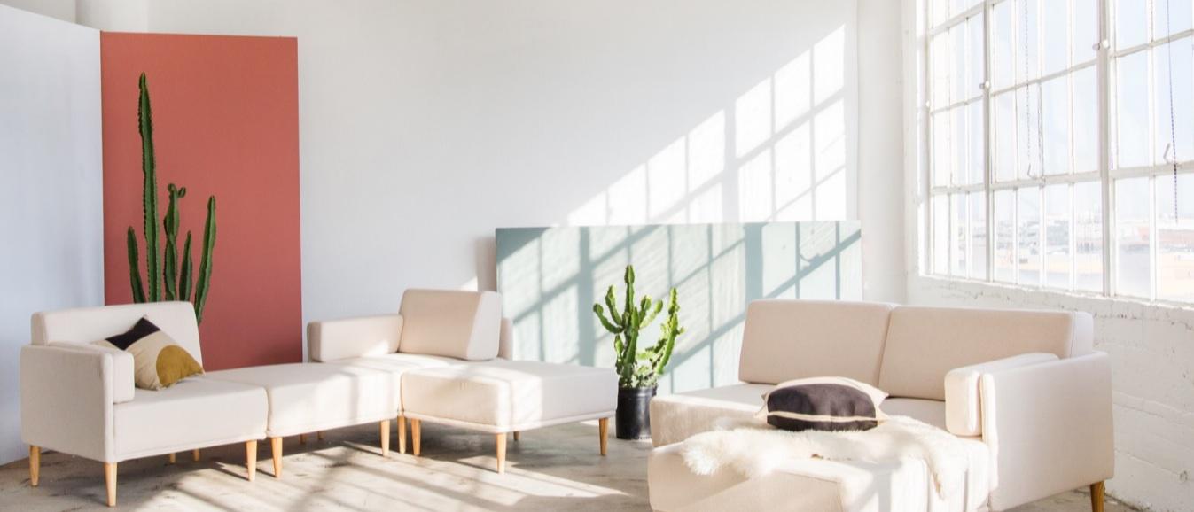 The Capsule Furniture Knook sofa
