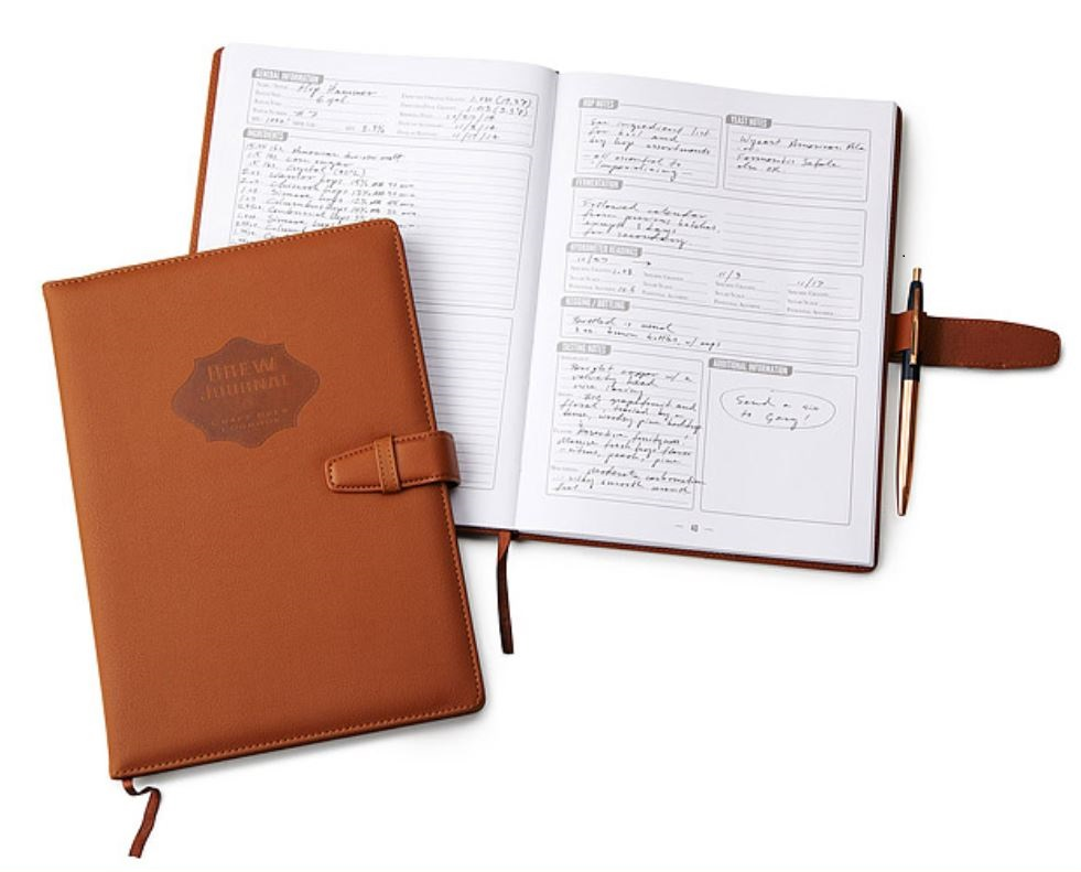 the home brew journal