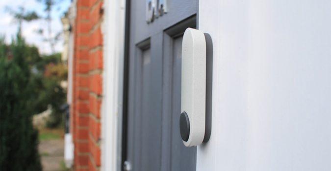 ding smart doorbell