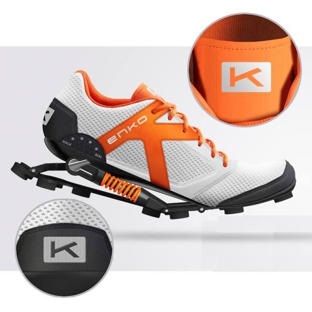 enko energy-saving running shoes