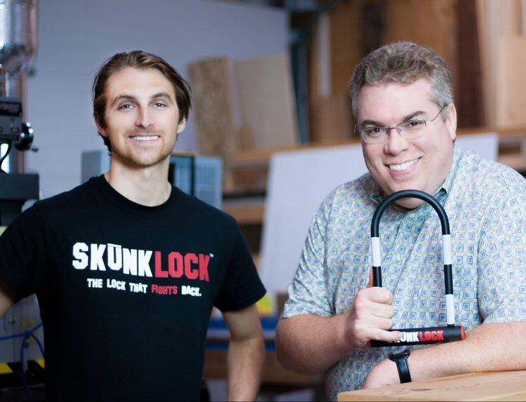 skunklock founders