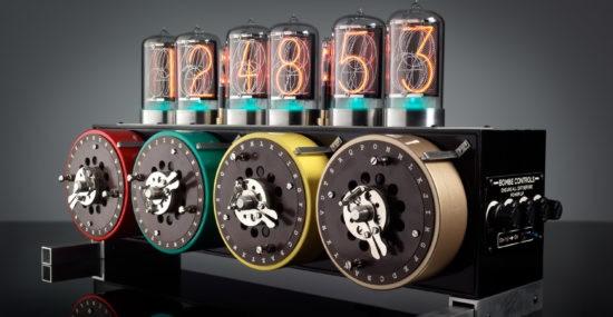 bombe model clock