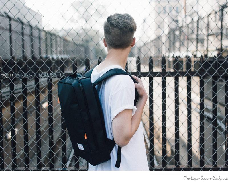 logan square backpack