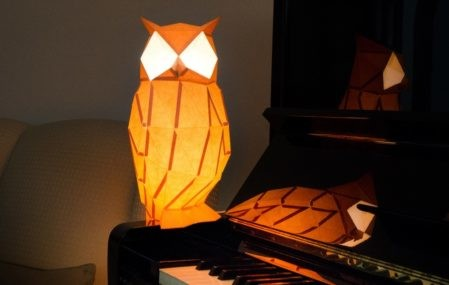 night owl paperlamp