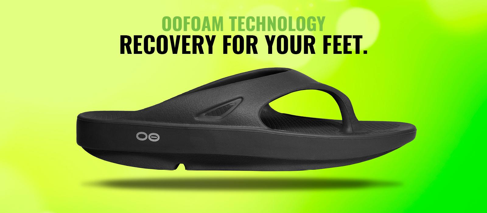 oofos foam technology