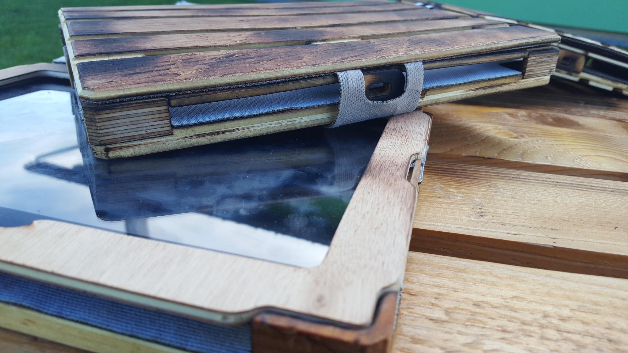 pallet tablet case