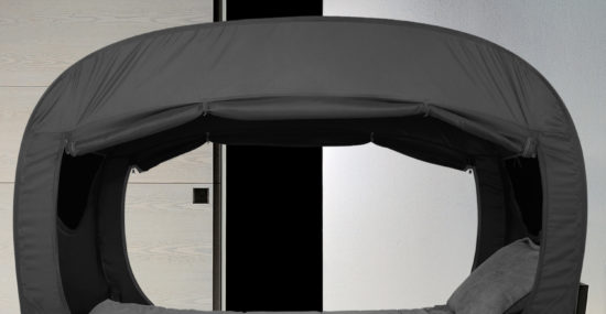 open bed tent