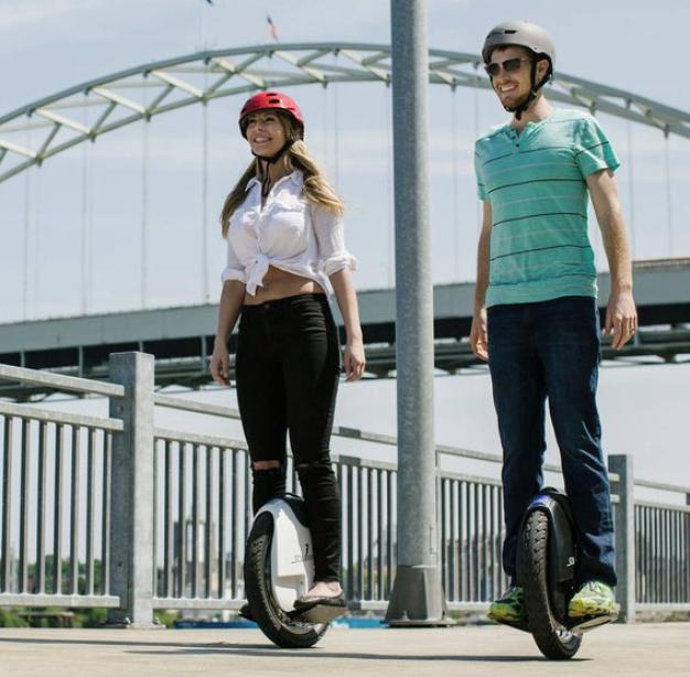 solowheel riders