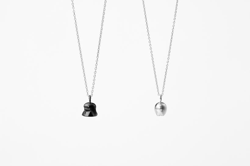 minimalist star wars necklaces