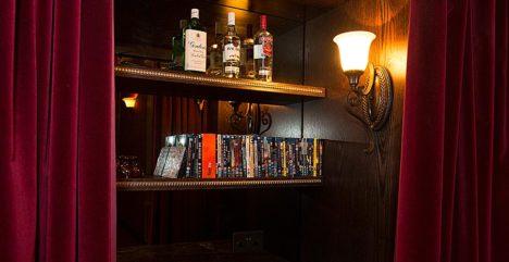 movies and bar