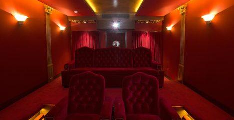 vintage cinema decor