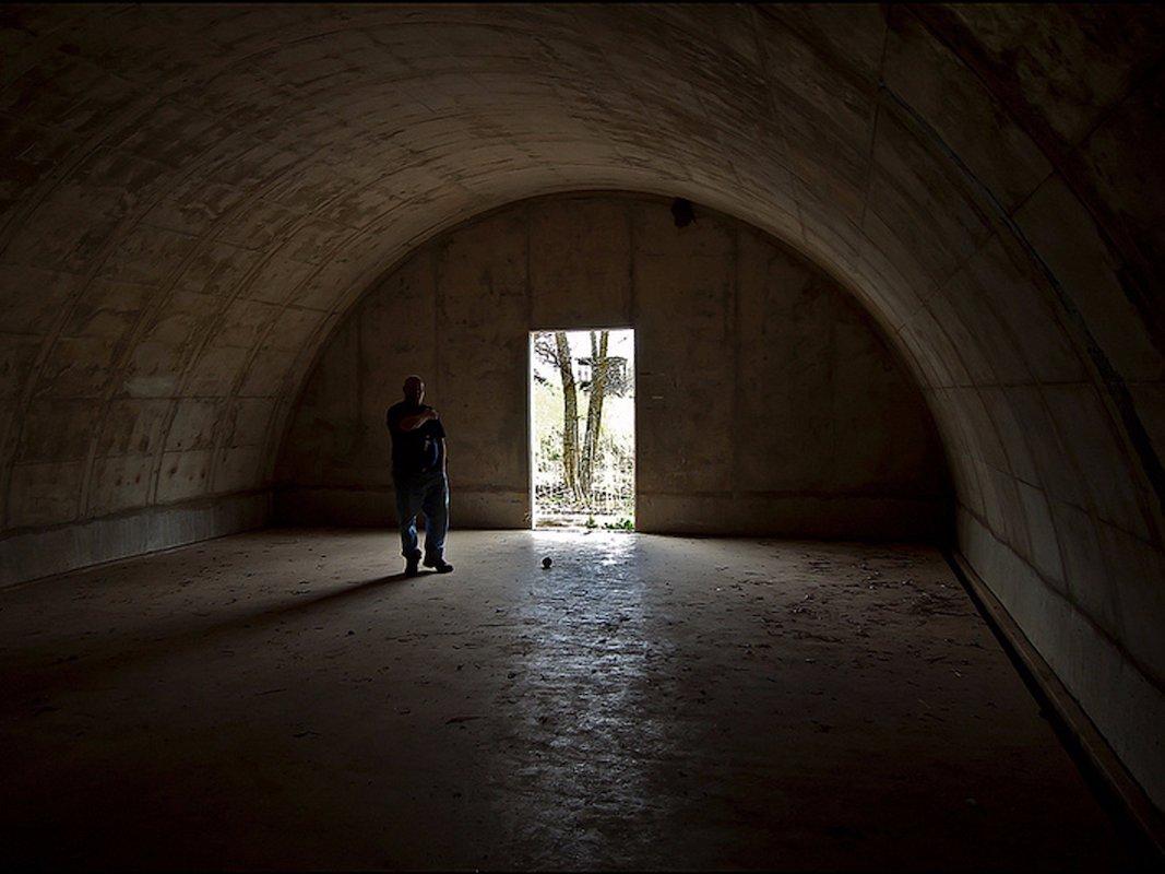 doomsday bunkers inside